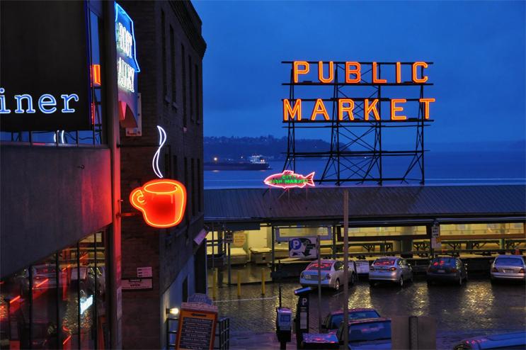 Public Market Photo